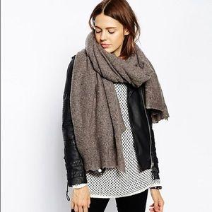 New Asos Oversized Knit Scarf